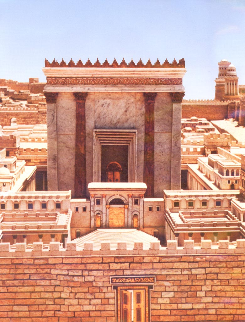 Temple In Old Testament